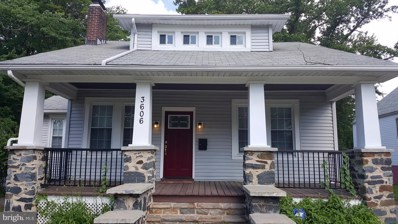 3606 Patterson Avenue, Baltimore, MD 21207 - MLS#: 1000161437