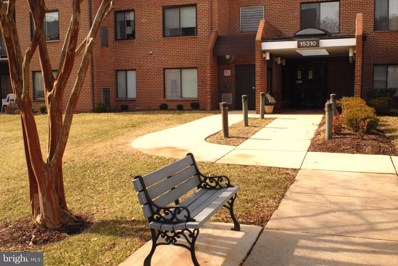 15310 Pine Orchard Drive UNIT 84-1H, Silver Spring, MD 20906 - MLS#: 1000161484
