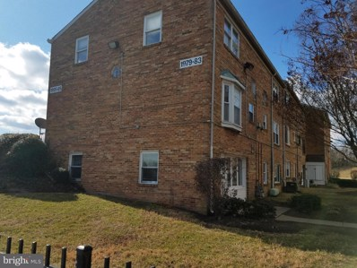 1979 Addison Road S UNIT 1979, District Heights, MD 20747 - MLS#: 1000161544