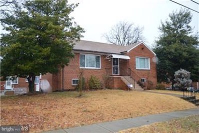 6400 8TH Avenue, Hyattsville, MD 20783 - MLS#: 1000161552