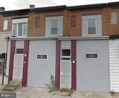 519 Gorsuch Avenue, Baltimore, MD 21218 - MLS#: 1000161786