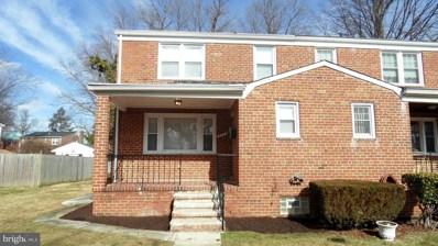 5713 Rubin Avenue, Baltimore, MD 21215 - MLS#: 1000162434