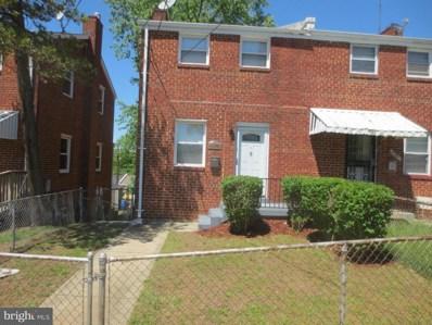 4322 Gorman Terrace SE, Washington, DC 20019 - MLS#: 1000162467