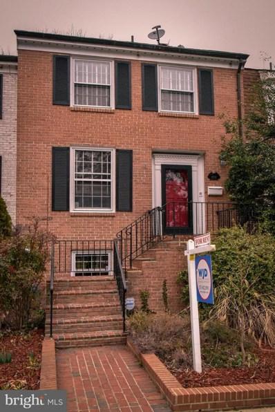 1732 Olde Towne Road, Alexandria, VA 22307 - MLS#: 1000163636