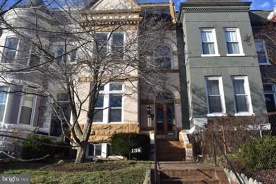 138 R Street NE, Washington, DC 20002 - MLS#: 1000163838
