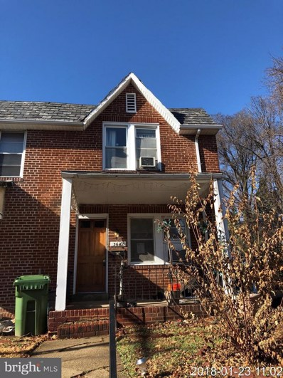 3642 Old York Road, Baltimore, MD 21218 - MLS#: 1000163872