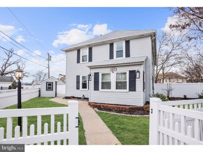 211 Paris Avenue, Brooklawn, NJ 08030 - MLS#: 1000164086