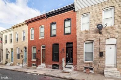 105 Belnord Avenue, Baltimore, MD 21224 - MLS#: 1000165132