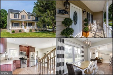 2020 Millers Mill Road, Cooksville, MD 21723 - MLS#: 1000165381