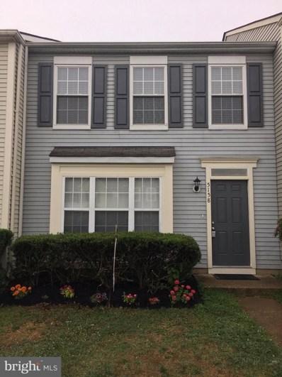 5158 Bellehaven Court, Fredericksburg, VA 22407 - MLS#: 1000165749