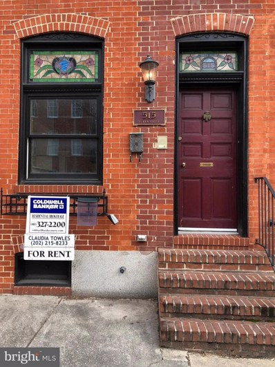515 Ann Street, Baltimore, MD 21231 - MLS#: 1000165994
