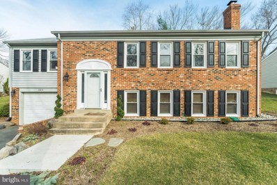 10814 Paynes Church Drive, Fairfax, VA 22032 - MLS#: 1000166116