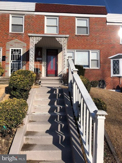 5521 Whitwood Road, Baltimore, MD 21206 - MLS#: 1000166576