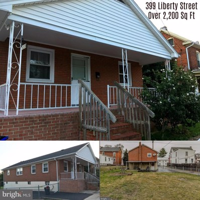 399 Liberty Street, Hagerstown, MD 21740 - MLS#: 1000166856