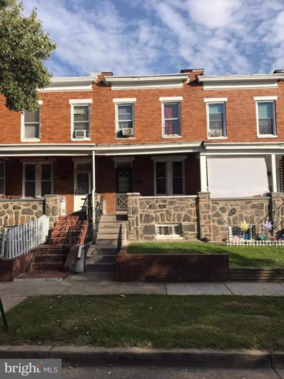 2633 Aisquith Street, Baltimore, MD 21218 - MLS#: 1000167374