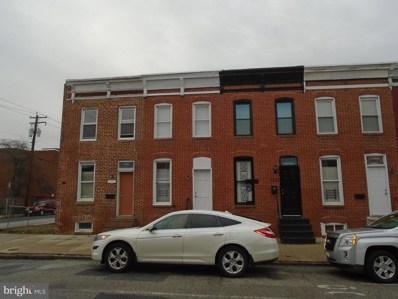 1221 Bayard Street, Baltimore, MD 21230 - MLS#: 1000167380