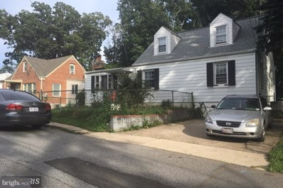 1420 Pacific Avenue, Capitol Heights, MD 20743 - MLS#: 1000167448