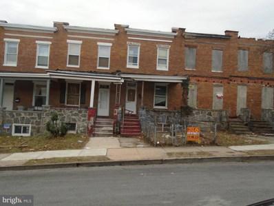 717 Bartlett Avenue, Baltimore, MD 21218 - #: 1000168010