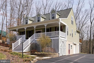 554 Wispy Branch Lane, Hedgesville, WV 25427 - MLS#: 1000168087