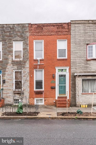 3027 Hudson Street, Baltimore, MD 21224 - MLS#: 1000168114