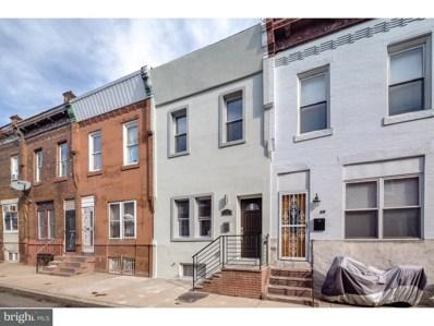 1257 S Bucknell Street, Philadelphia, PA 19146 - MLS#: 1000168126