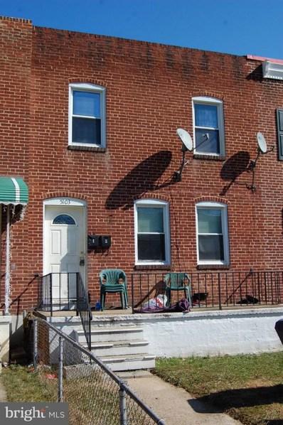 5103 Brookwood Road, Baltimore, MD 21225 - MLS#: 1000168186