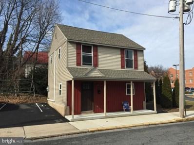 7 N Walnut Street, Boyertown, PA 19512 - MLS#: 1000168286