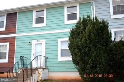 1864 Picadilly Circle, Culpeper, VA 22701 - MLS#: 1000171134