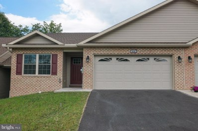 735 Shook Court W, Greencastle, PA 17225 - MLS#: 1000171679