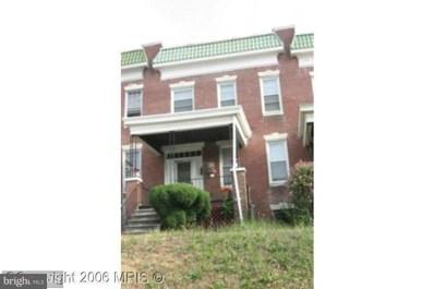 3708 Edmondson Avenue, Baltimore, MD 21229 - MLS#: 1000173357