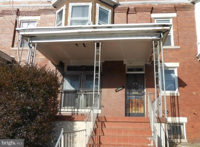 2406 Arunah Avenue, Baltimore, MD 21216 - MLS#: 1000173375