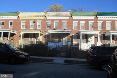 2614 Park Heights Terrace, Baltimore, MD 21215 - MLS#: 1000173409