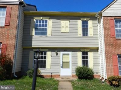 448 Cromwell Court, Culpeper, VA 22701 - MLS#: 1000173742