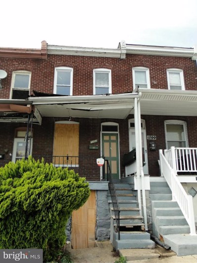 1202 Cox Street, Baltimore, MD 21211 - MLS#: 1000173795