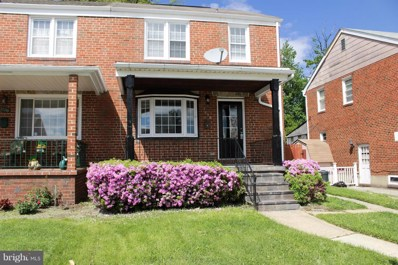 3538 Woodring Avenue, Baltimore, MD 21234 - MLS#: 1000173865