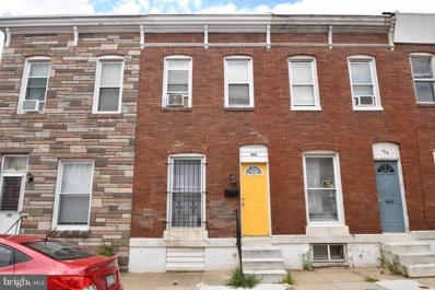 402 Streeper Street, Baltimore, MD 21224 - MLS#: 1000173893