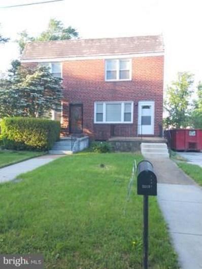 2519 Banger Street, Baltimore, MD 21230 - MLS#: 1000173911