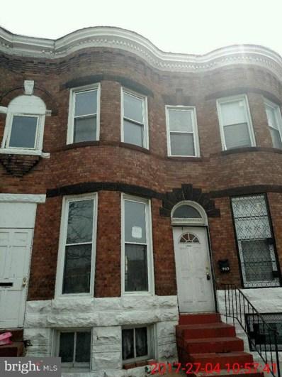 1903 Fulton Avenue, Baltimore, MD 21217 - MLS#: 1000173935