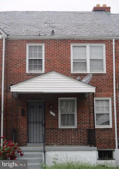3902 Annellen Road, Baltimore, MD 21215 - MLS#: 1000173997