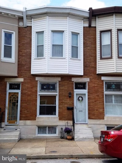 728 Ellwood Avenue S, Baltimore, MD 21224 - MLS#: 1000174049
