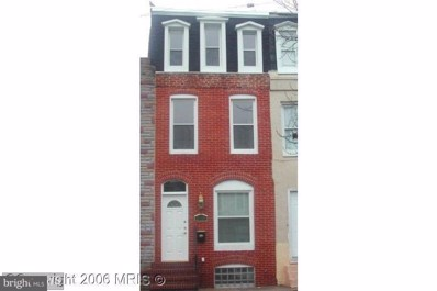 1104 Carroll Street, Baltimore, MD 21230 - MLS#: 1000174059