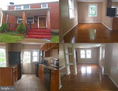 5428 Fairlawn Avenue, Baltimore, MD 21215 - MLS#: 1000174121
