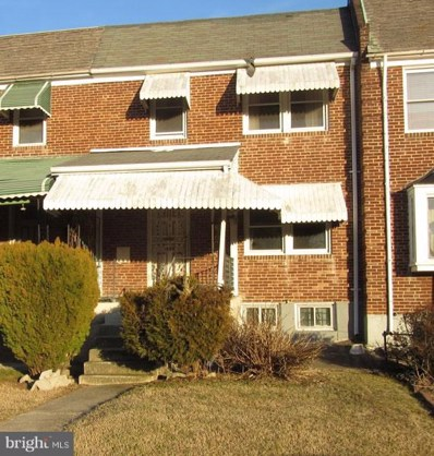 2311 Dukeland Street N, Baltimore, MD 21216 - MLS#: 1000174149