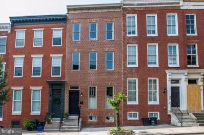 1711 Hollins Street, Baltimore, MD 21223 - MLS#: 1000174155