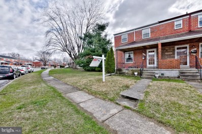 1123 Foxwood Lane, Baltimore, MD 21221 - MLS#: 1000174236