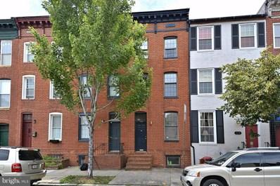 1136 Hanover Street, Baltimore, MD 21230 - MLS#: 1000174281