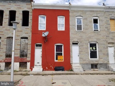 2572 Fayette Street, Baltimore, MD 21223 - MLS#: 1000174482