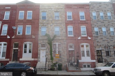 811 Carey Street N, Baltimore, MD 21217 - MLS#: 1000174517
