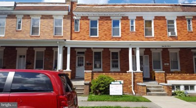 3313 Ramona Avenue, Baltimore, MD 21213 - MLS#: 1000174519