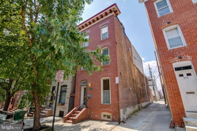 206 Chester Street S, Baltimore, MD 21231 - MLS#: 1000174581